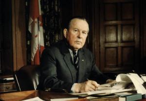 Lester Pearson, Prime Minister of Canada