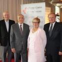 Perrin Beatty, Bob Chiarelli, Elizabeth McDonald and Sergio Marchi