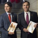 Justin Trudeau, Bill Morneau