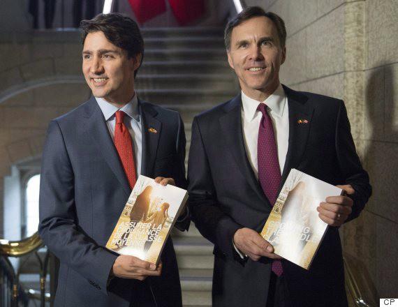 Justin Trudeau, Bill Morneau