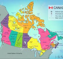 Camada map